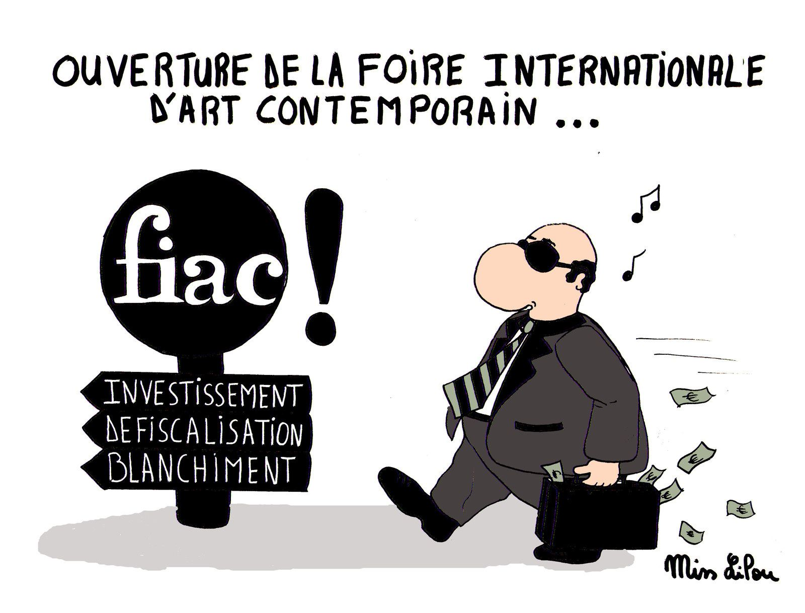 FIAC : Foire Internationale d'Art Contemporain...