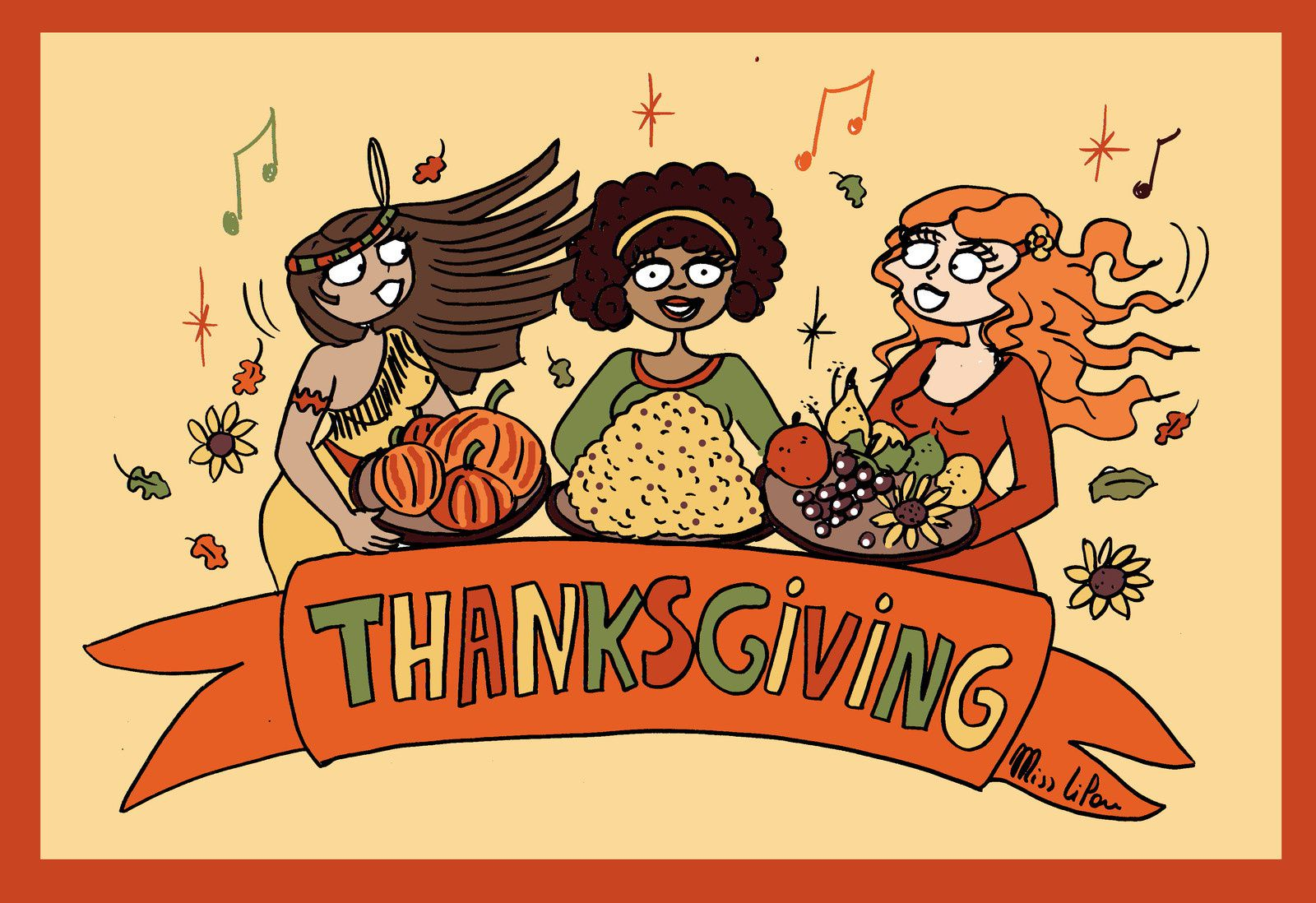 HAPPY THANKSGIVING !