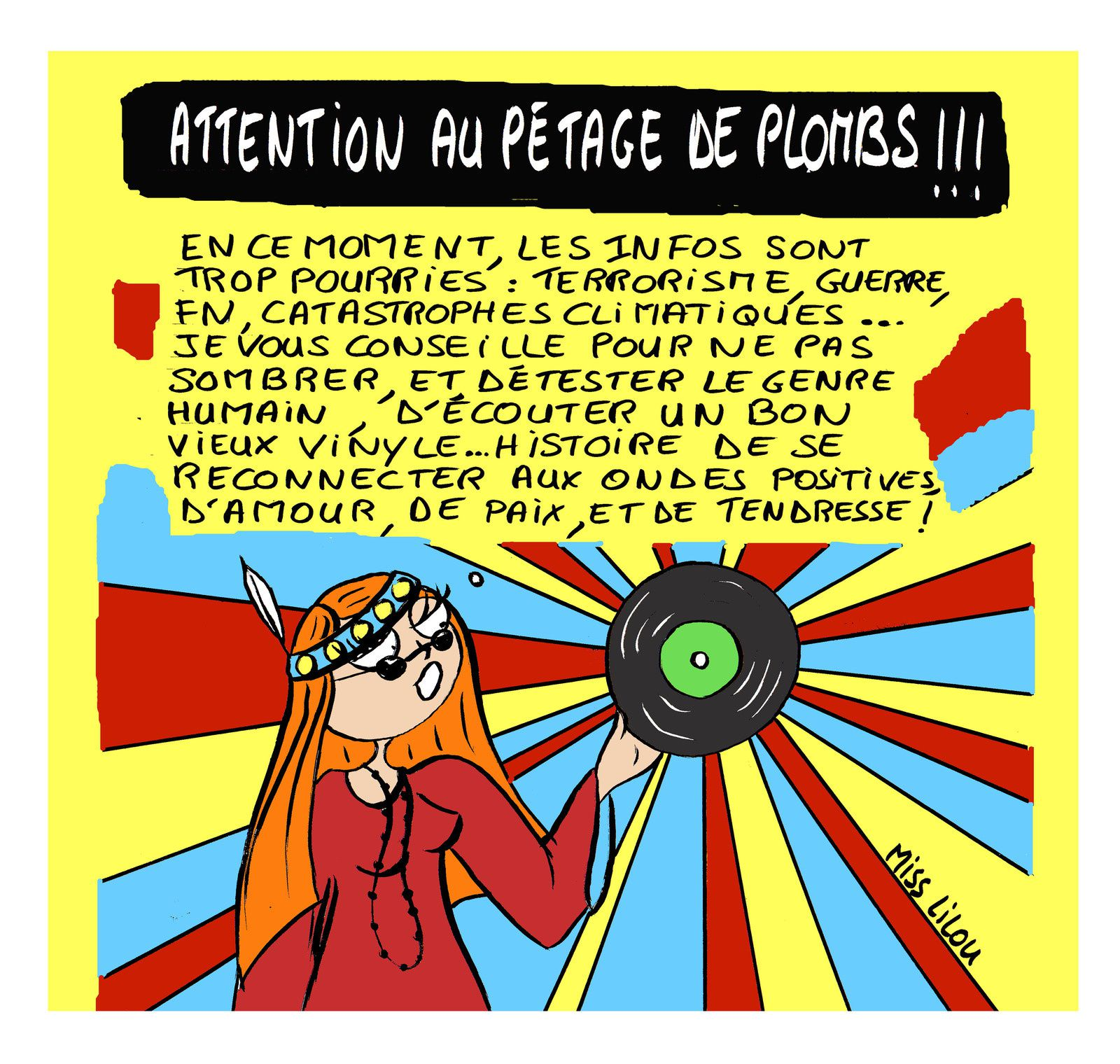 ATTENTION AU PÉTAGE DE PLOMBS !!!