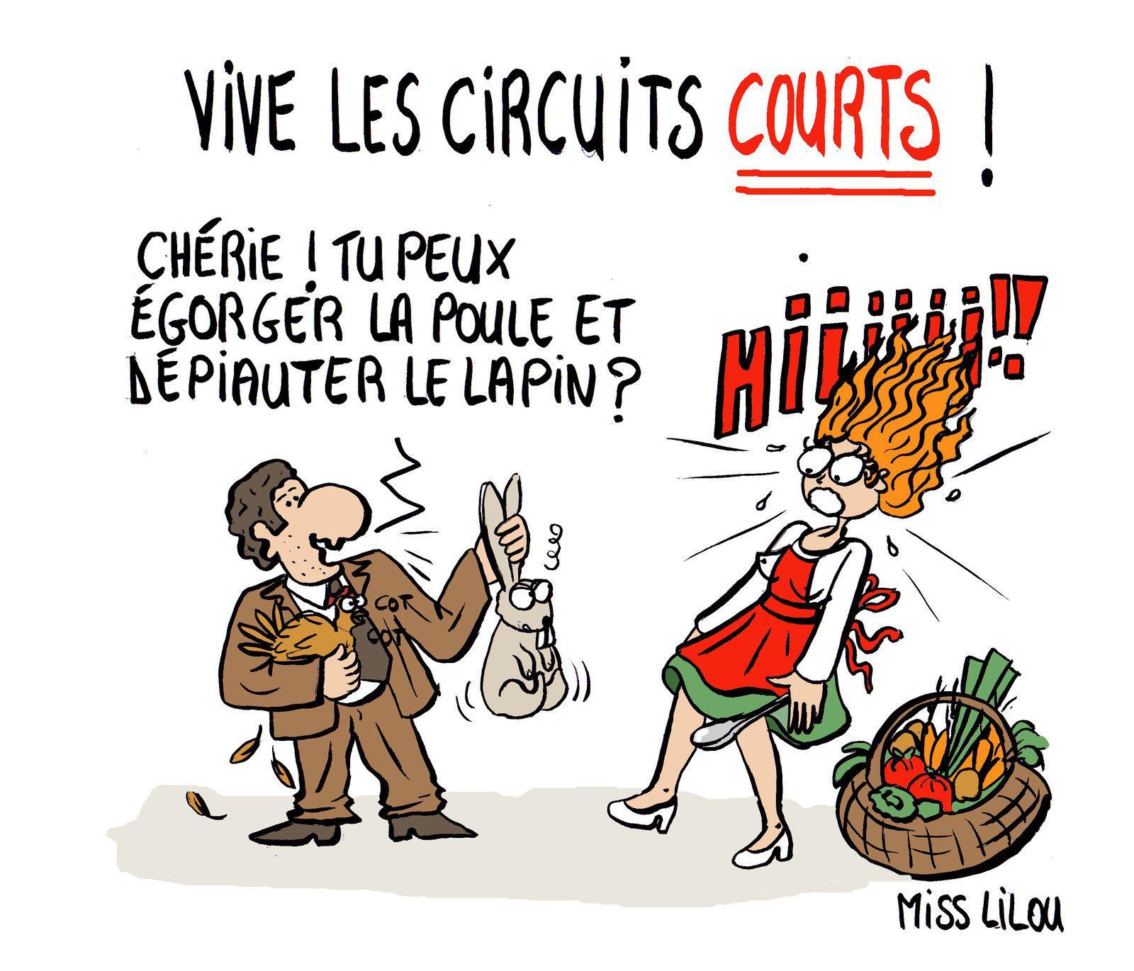 Vive les circuits courts !