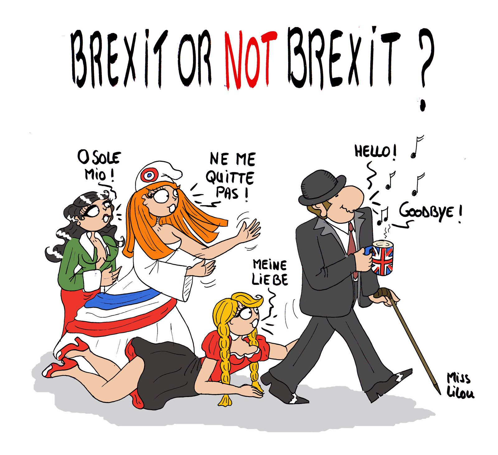BREXIT OR NOT BREXIT...
