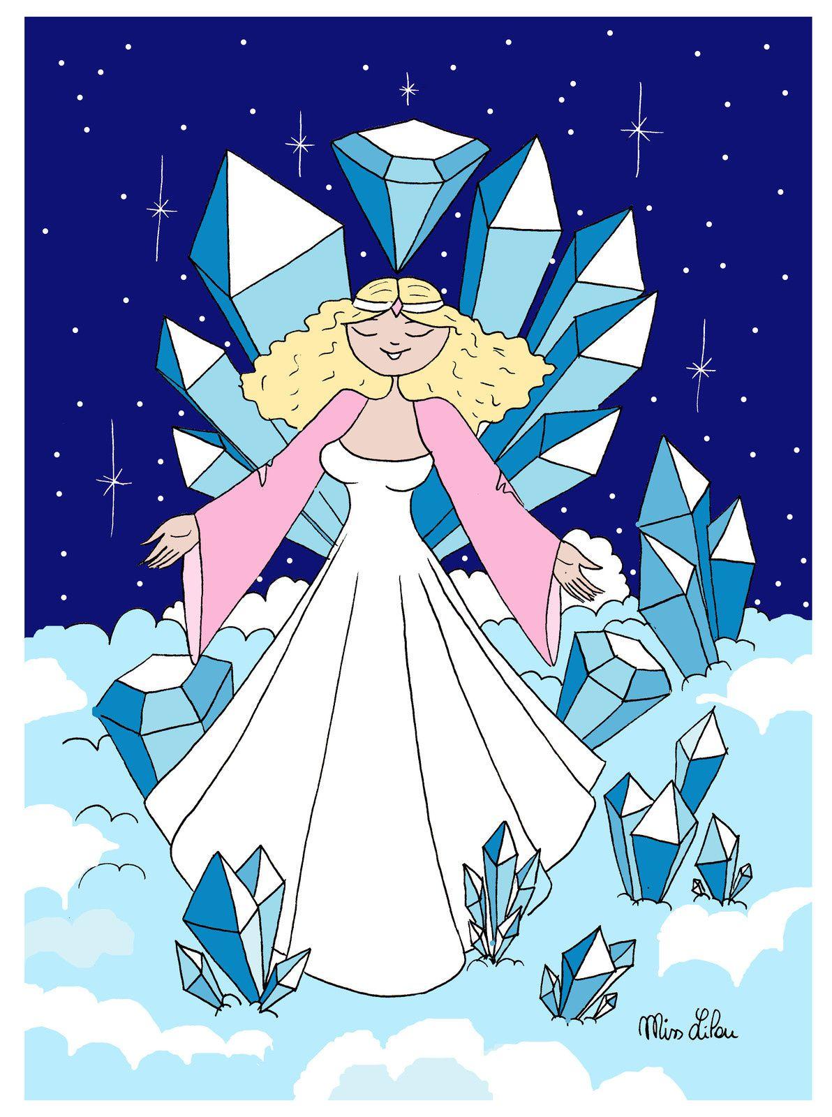 """""""L'Être Cristal"""""""