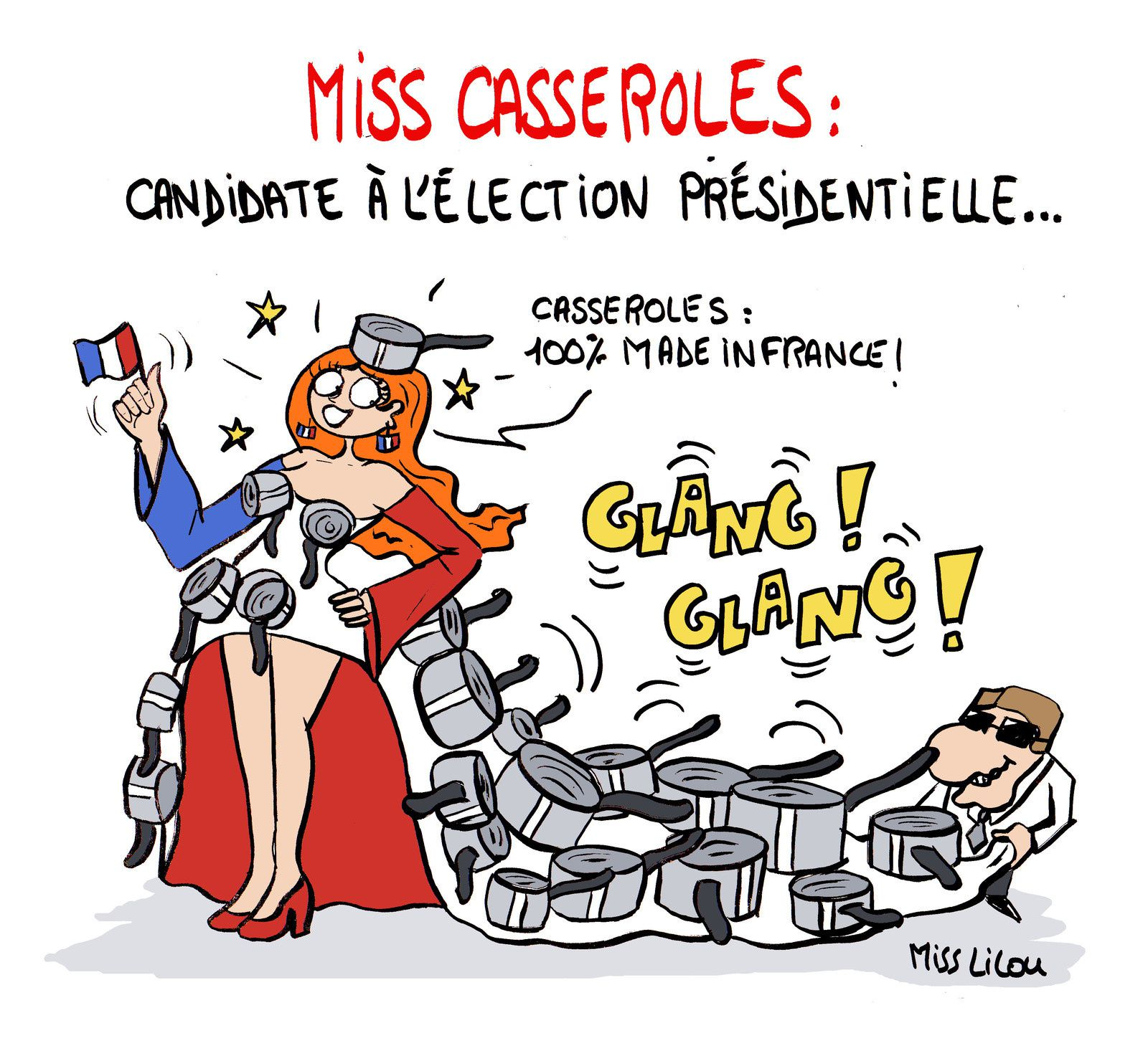 photo drole election