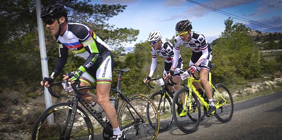 Un nouvel article dans la presse : Cyclosport mai 2015