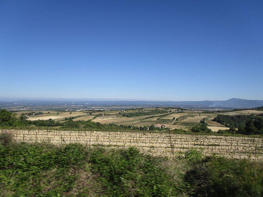 Direction Rousset les vignes et Venterolles