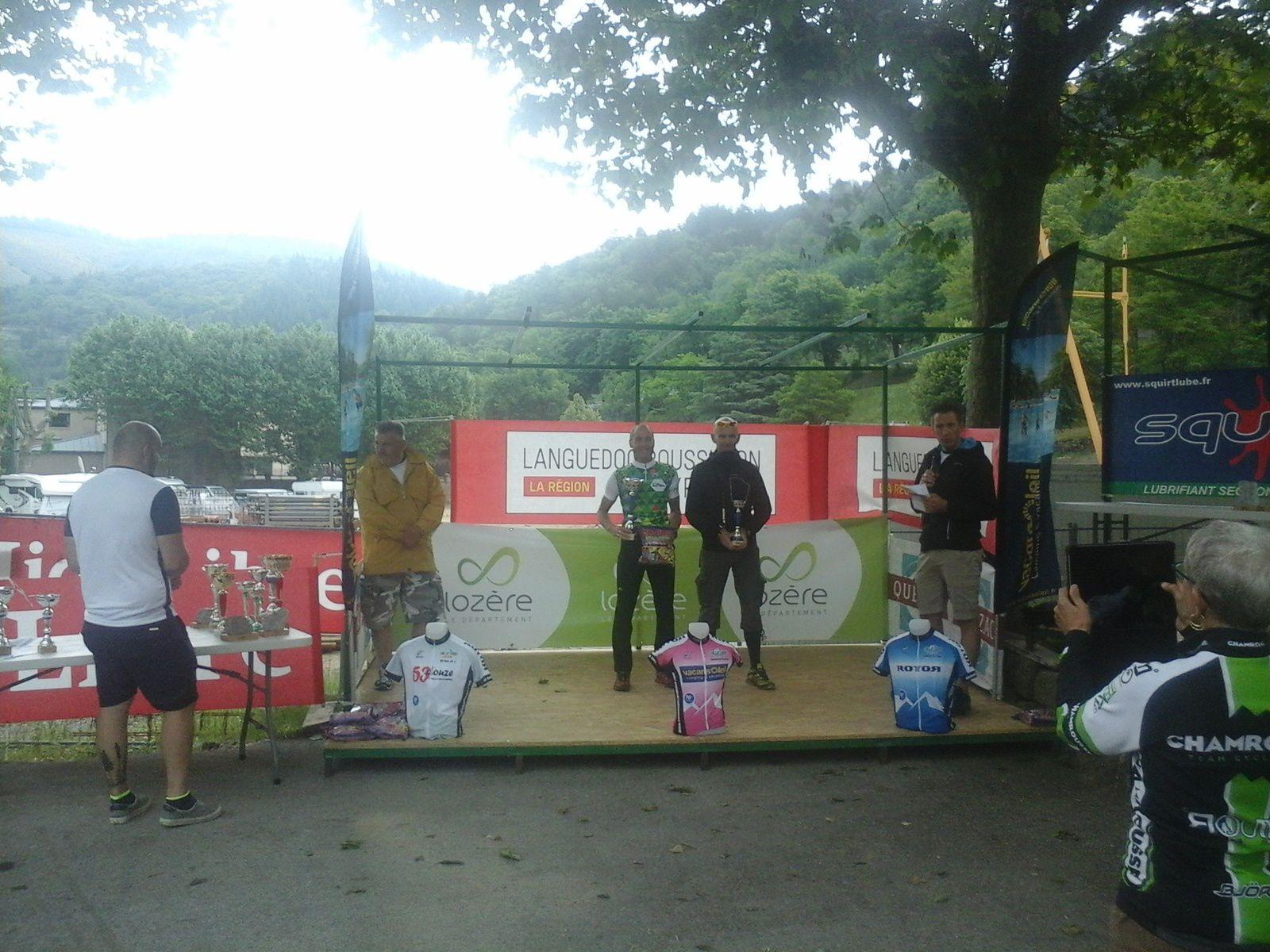 La Granite Mont Lozere 2017 : 10 team Chamrousse, 5 podiums et Sandrine