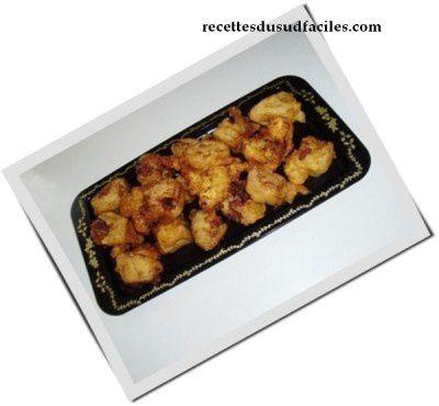 #Beignets #Bananes #Pommes #Chandeleur #Desserts aux fruits #Recettes #Recettes du Sud #Recettes faciles