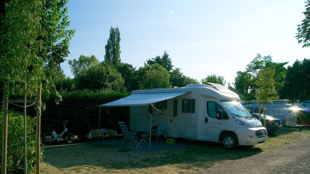 Stationnement Camping Car Vichy
