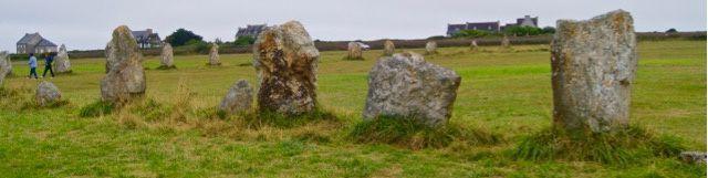 Les alignements mégalithiques de Lagatjar