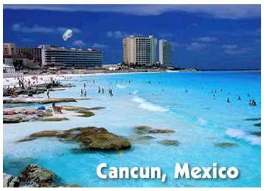 CANCUN, PARADIS DES TOURISTES