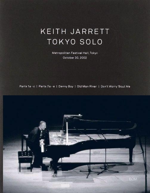 KEITH JARRETT 2002