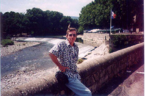 Laroque, rivière Hérault - 1997