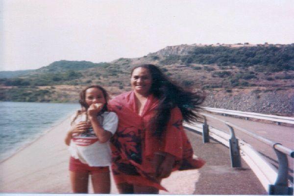 Barrage et lac du Salagou - 1981