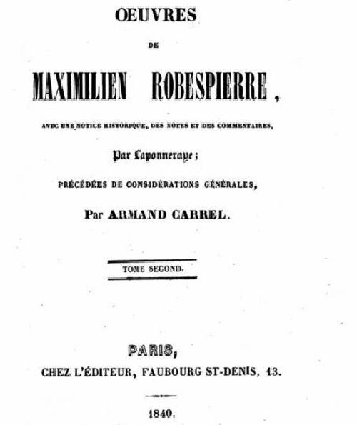 ROBESPIERRE (2)