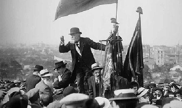 JEAN JAURÈS – 1914