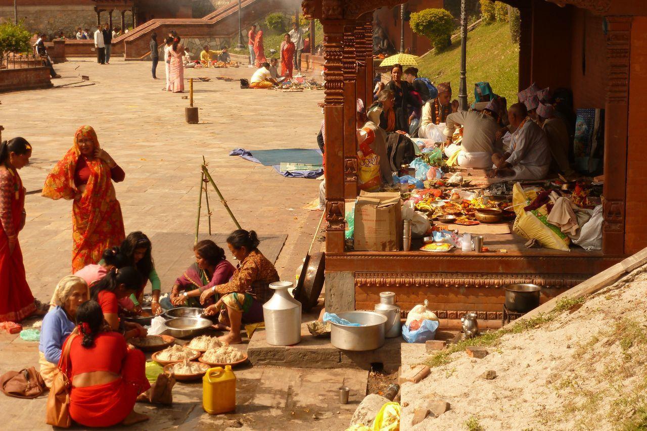 Katmandou : Pashupatina