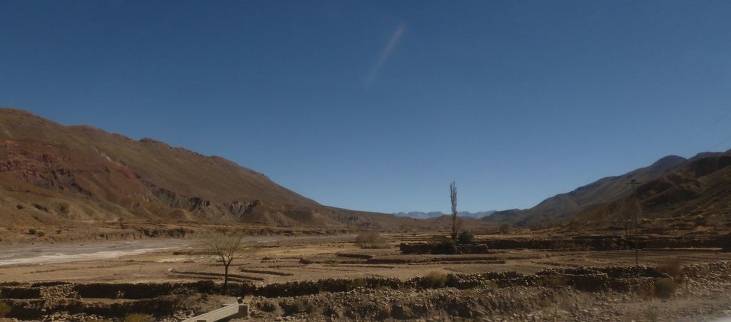 De Uyuni à Potosi (Bolivie)