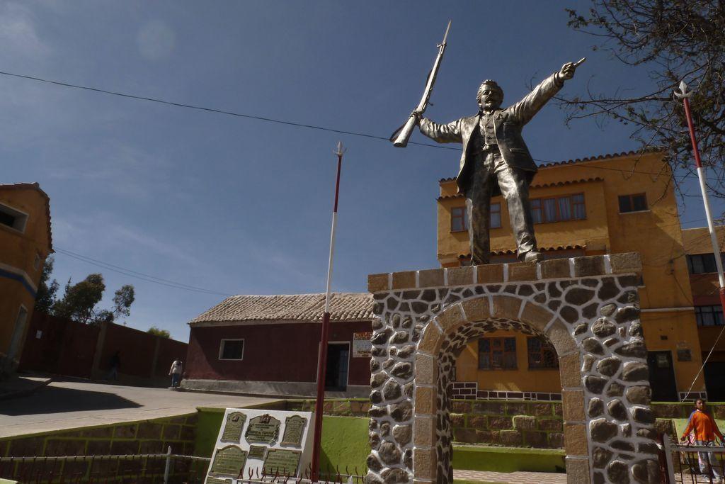 Potosi (5) alt : 4000 m (Bolivie)