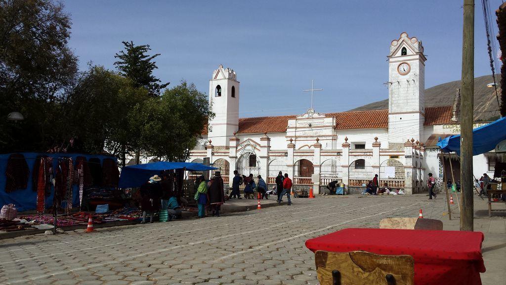 Le marché de Tarabuco (à 65 km de Sucre)