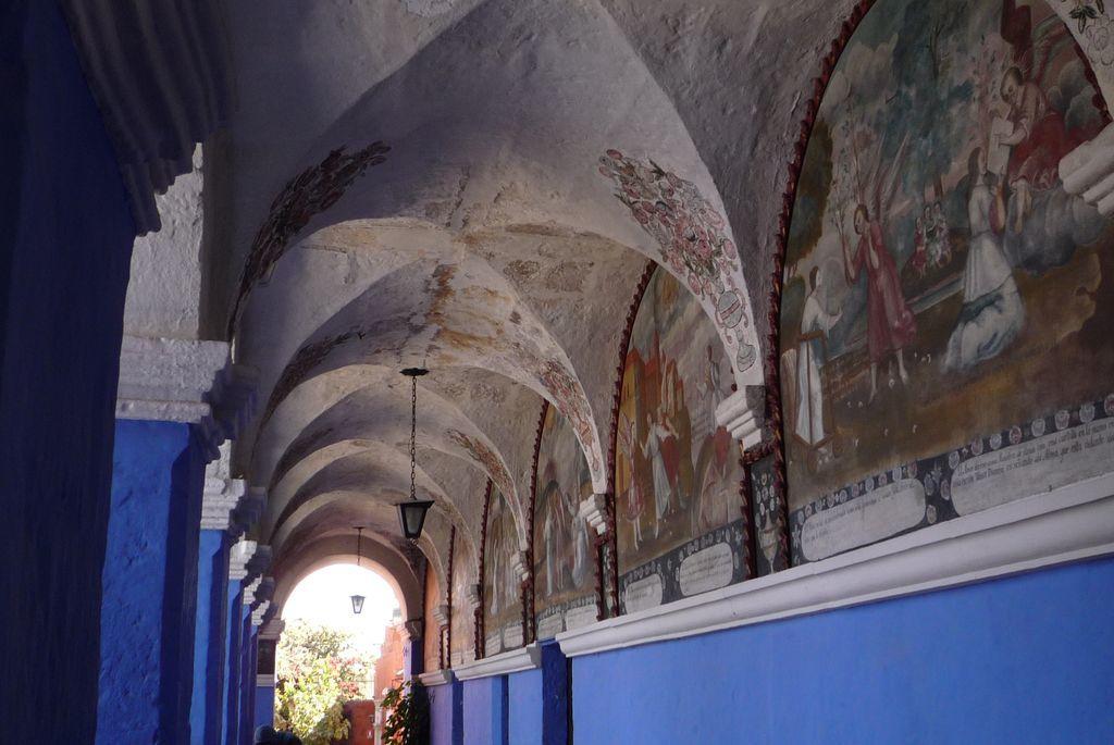 Monasterio de Santa Catalina (fin)