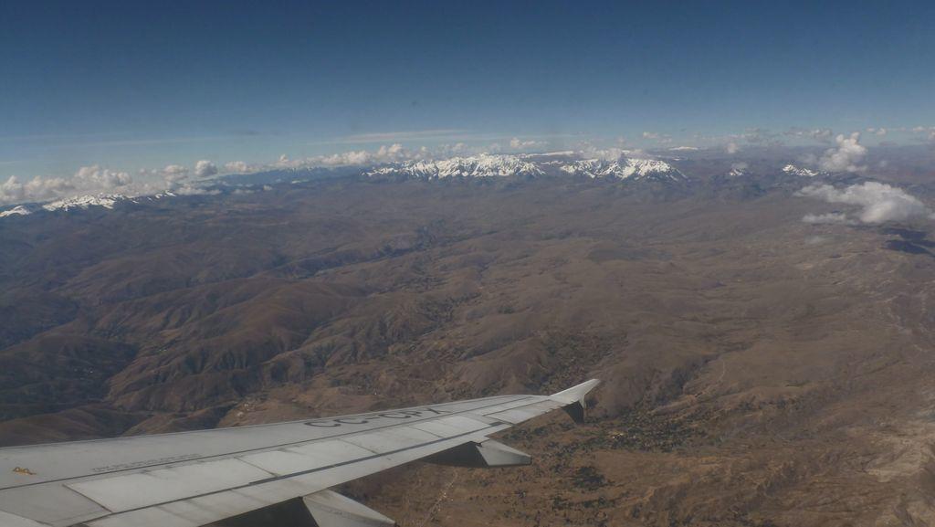 De Arequipa à Cusco