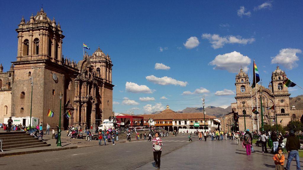 Cusco  3700m