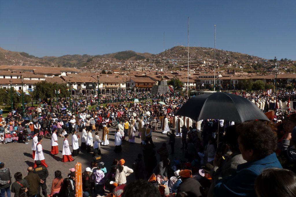 Retour à Cusco