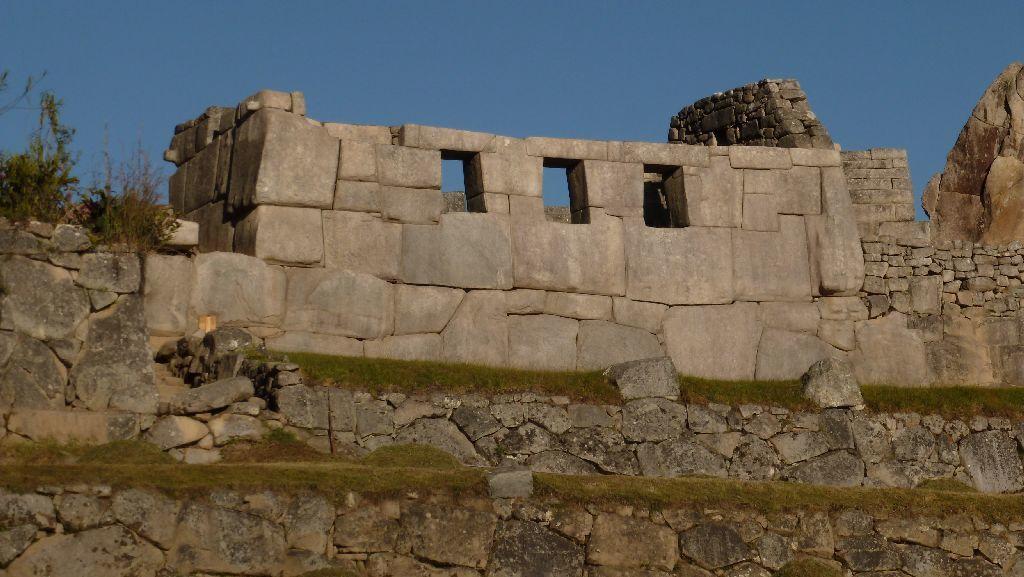 Machu Pichu :
