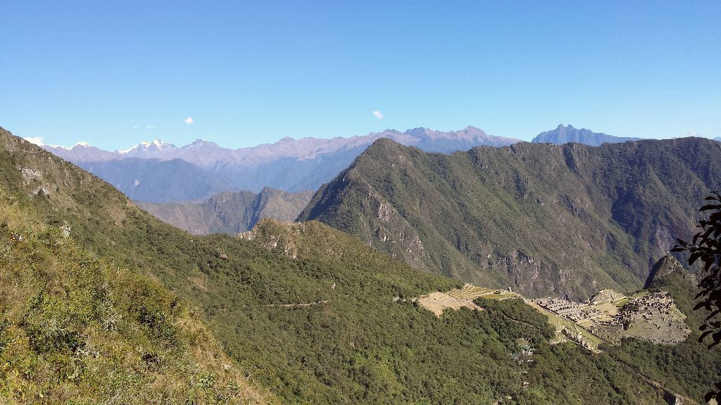Machu Pichu (suite)