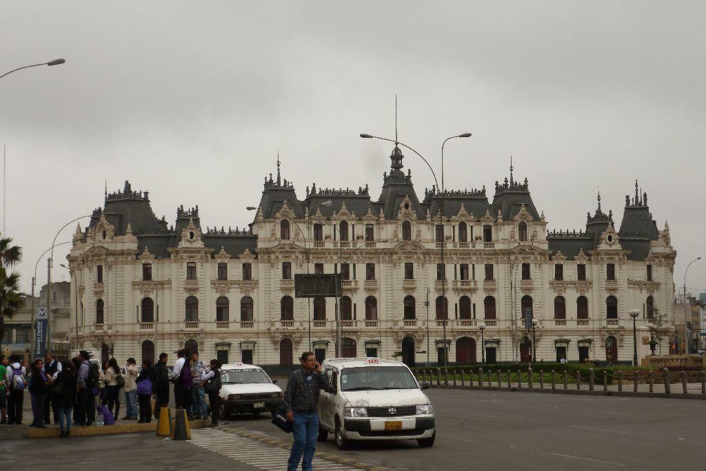 Lima : de la Plaza de Armas au Pacifique