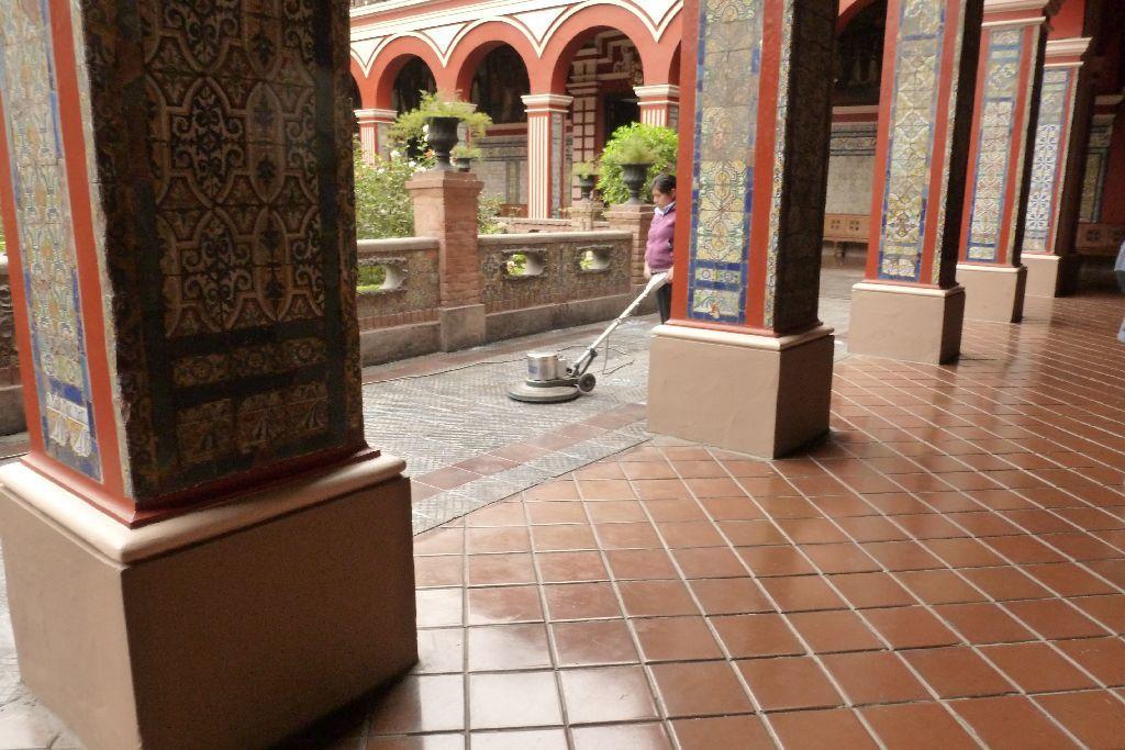 Lima : Basilique et couvent &quot&#x3B;San Domingo&quot&#x3B;
