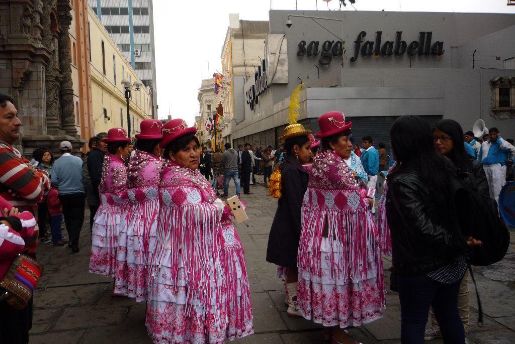 Dernier jour à Lima