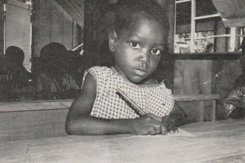 6 juillet 1967,  c'était le début de la guerre du Biafra...