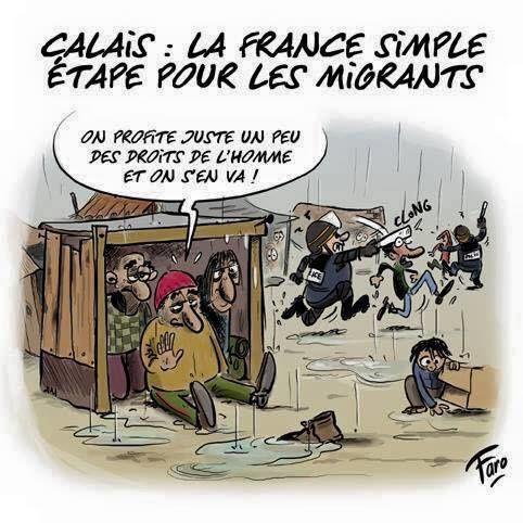 20160321 A propos de Calais