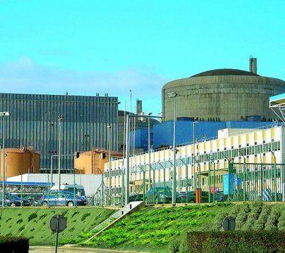 Déclenchement d'une alarme à la centrale de Nogent
