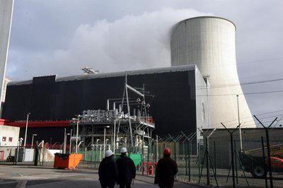 Chooz : Accélération de la turbine du réacteur 1 suite à un mauvais réglage