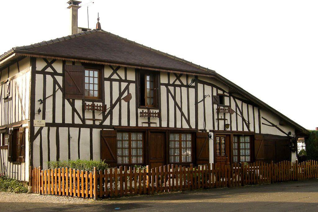 Maison d'habitation d'Outines