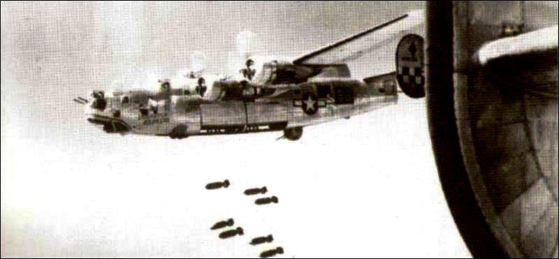 Bombardements alliés