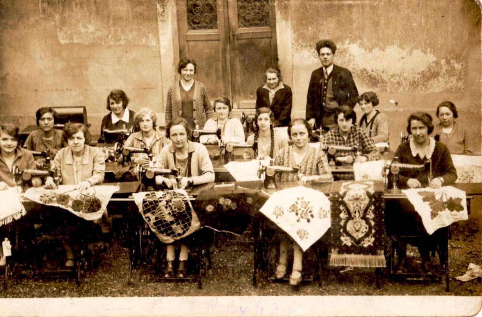 RIXHEIM 1928
