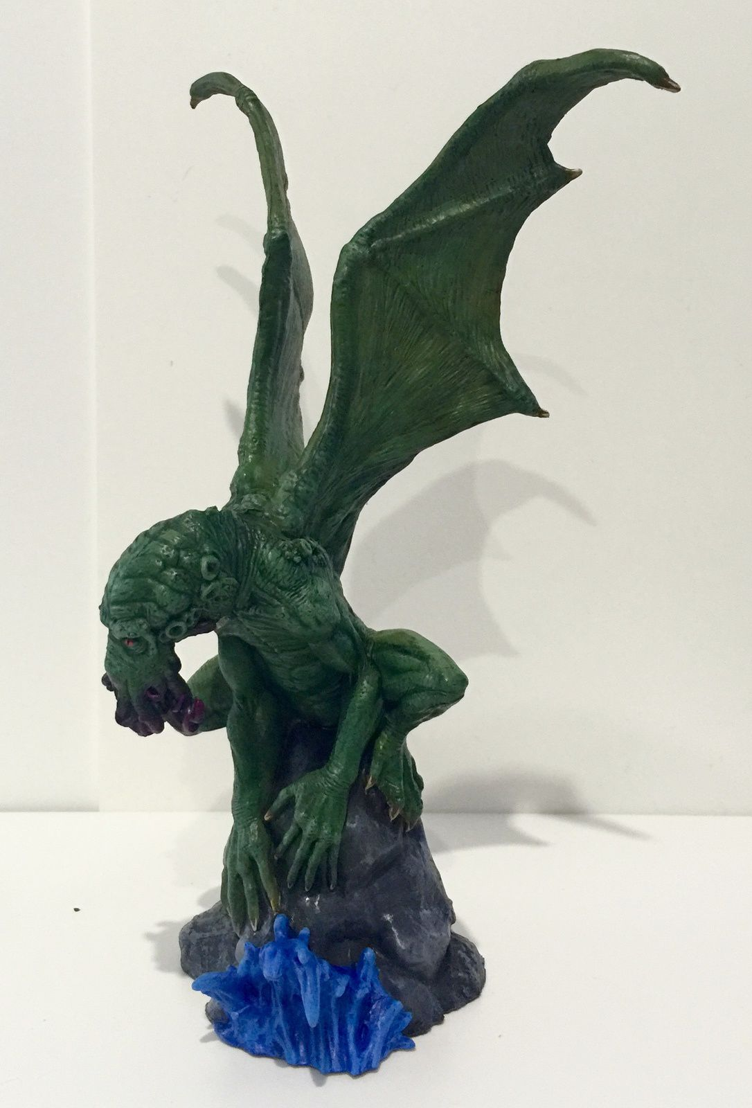 Cthulhu Wars in : Great Cthulhu painted !