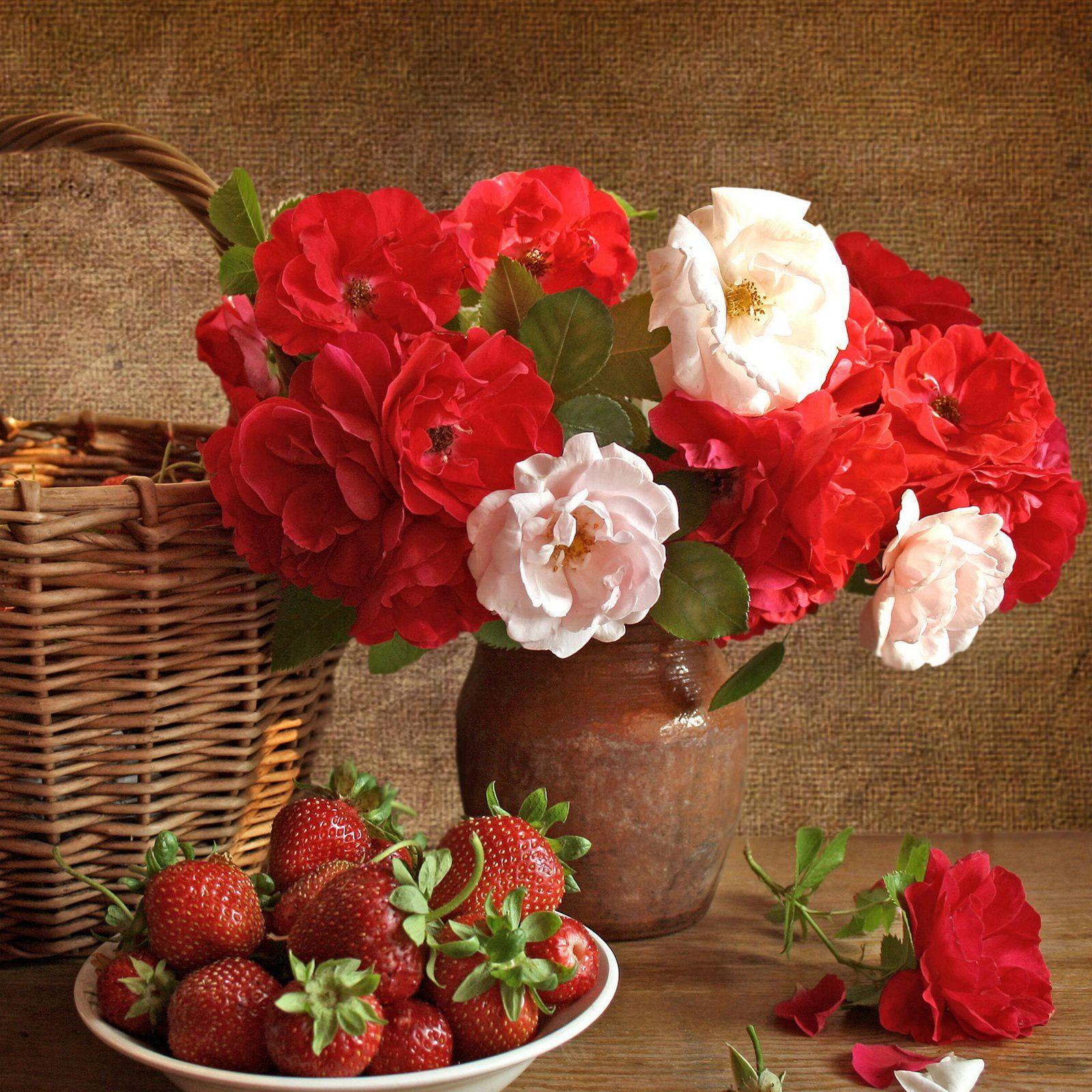 Un petit bouquet de roses anabrode tant de tr sors for Un bouquet de roses