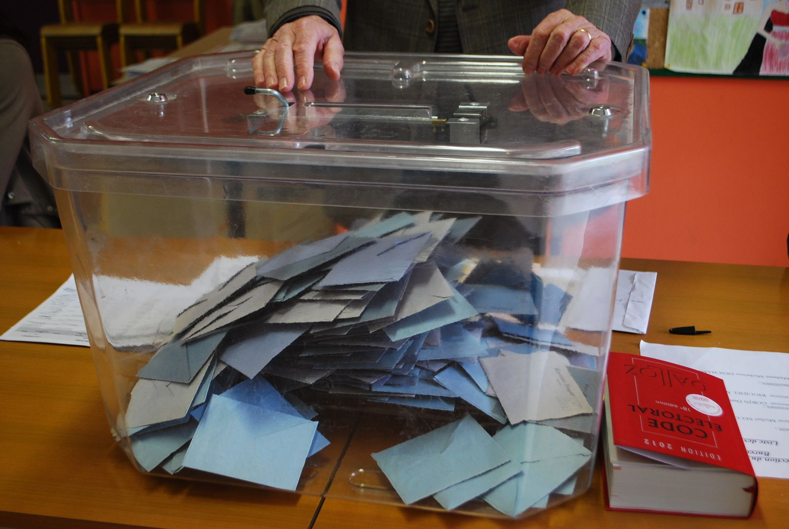 Elections : je donne procuration