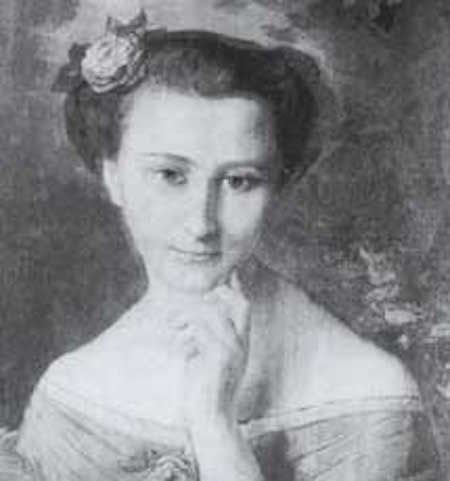 Page Blanche - Louisa Siefert