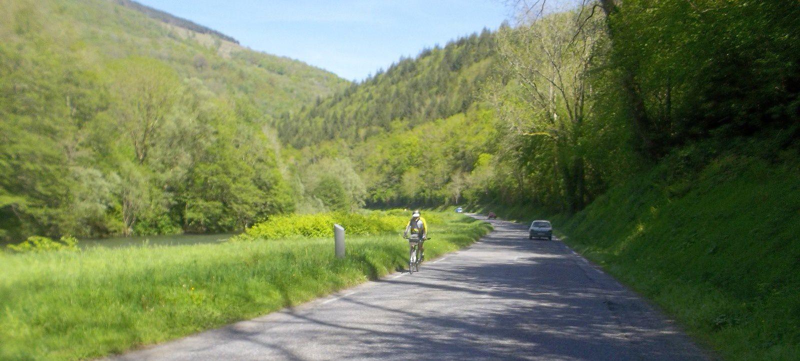 Mon premier 200kms en Ariège