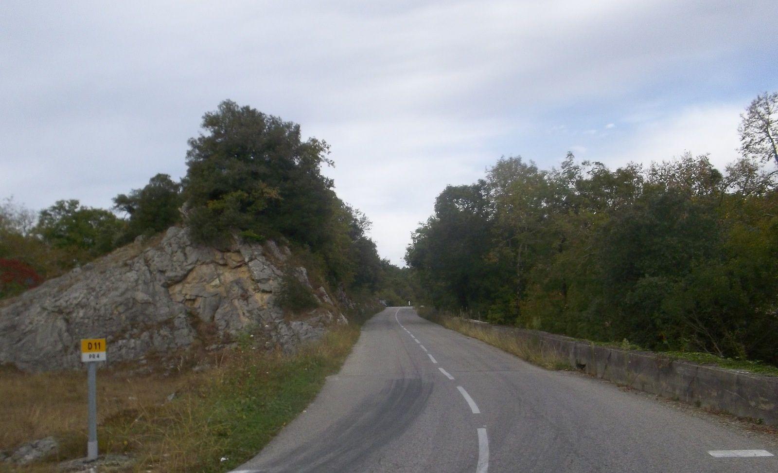 Là, ça s'achève mais les 11000kms sont en vue...