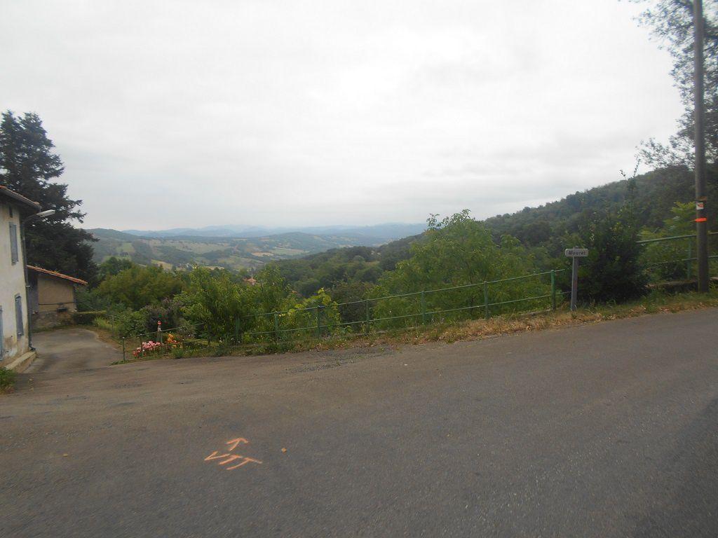Randonnée cyclotouriste organisée par le club de Lezat