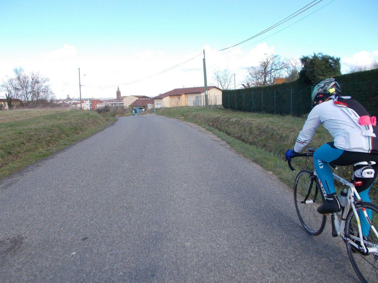 Première sortie Toulousainne