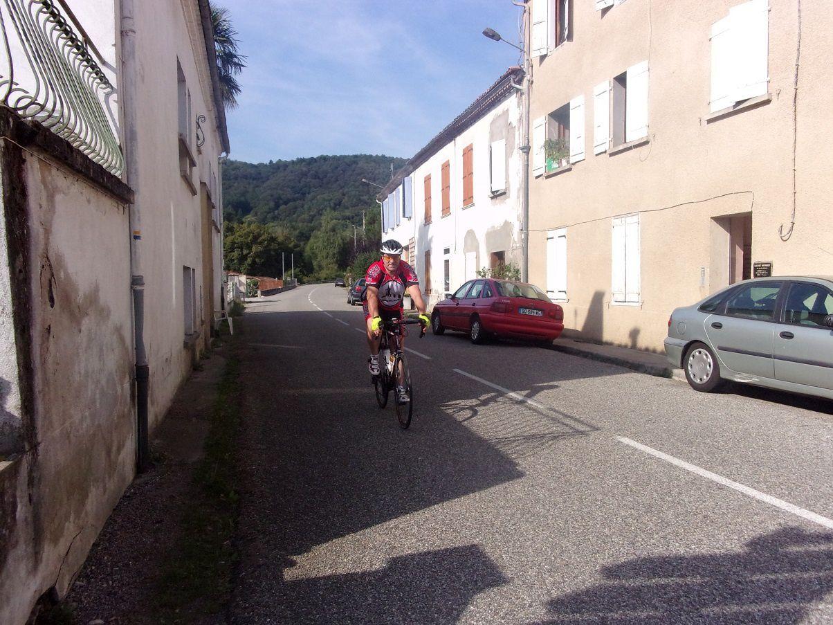 Retrouvailles pour des circuits vélos avec mon pote Didier