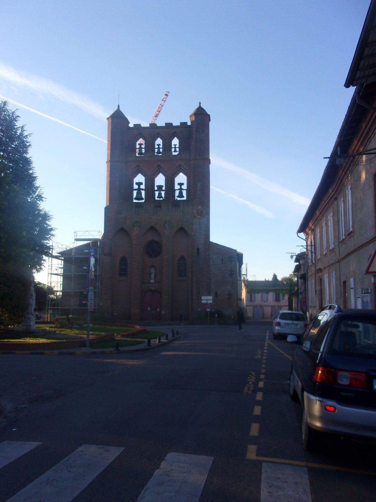 27ème randonnée des 3 Tours à Aurignac