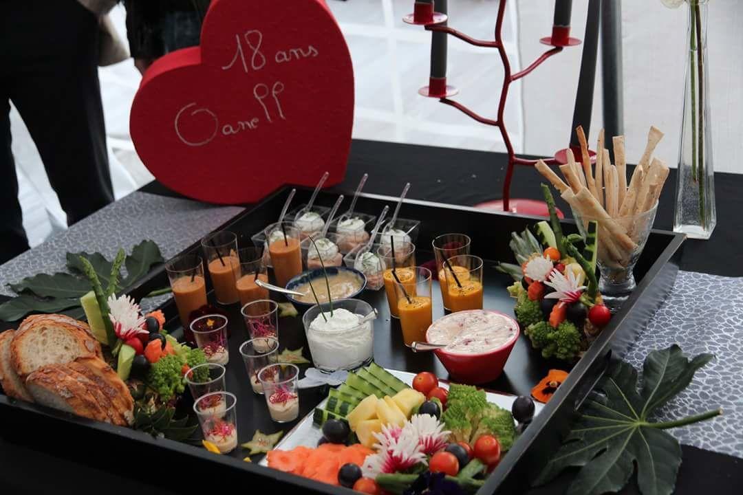 03cb3e42783 Soirée cocktail dinatoire... - La table de séb